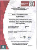 ISO 14001 2015 BV