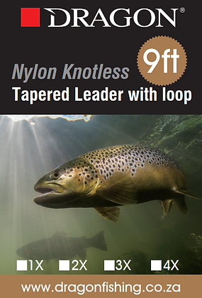 TAPERED TIPPET