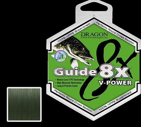 GUIDE 8X - V-POWER