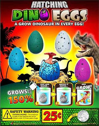Growing Dino Eggs