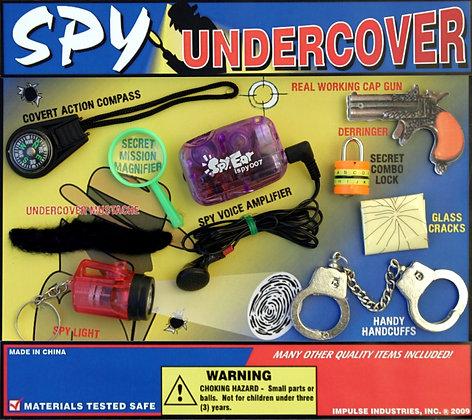 Spy: Undercover