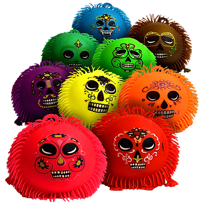 Day of the Dead Puffers