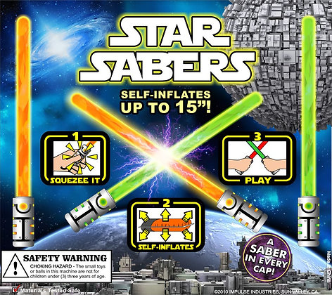 Star Sabers