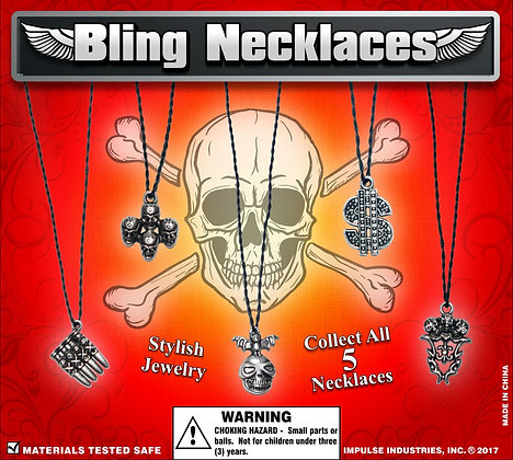 Bling Nacklaces