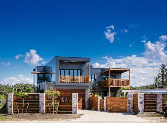 Full Villa View