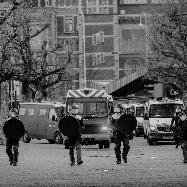 Amsterdam Riots