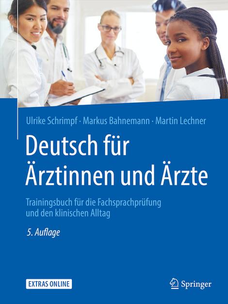 Deutsch für Ärztinnen und Ärzte 5. Auflage