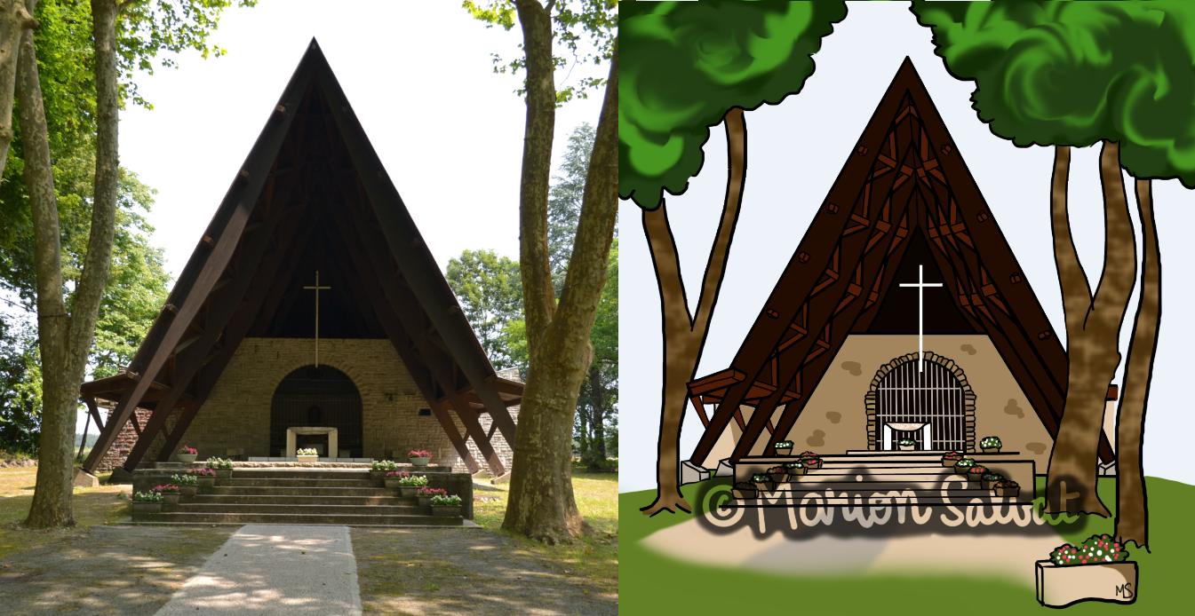 Chapelle des Miracles (Buglose - 40)