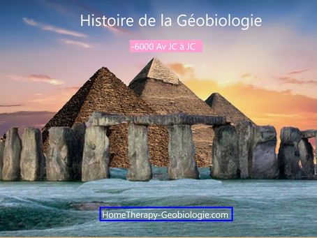 L'histoire de la géobiologie (partie 1)