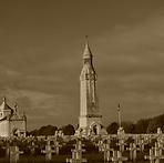Photographie nécropole Notre-Dame-de-Lorette