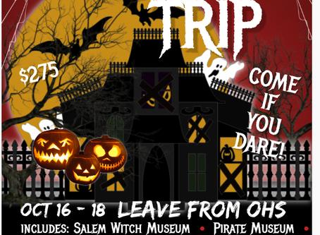 Celebrate Halloween in Salem