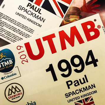 UTMB 2019 - Two sunsets, two sunrises and one fractured foot.