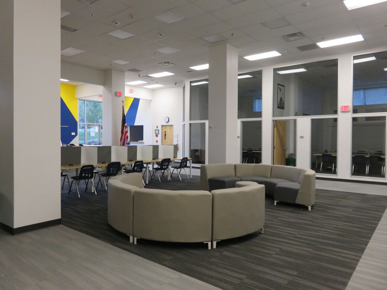 School Renovation, NY