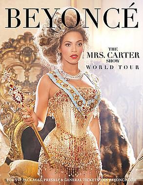 Mrs. Carter World Tour - Beyoncé