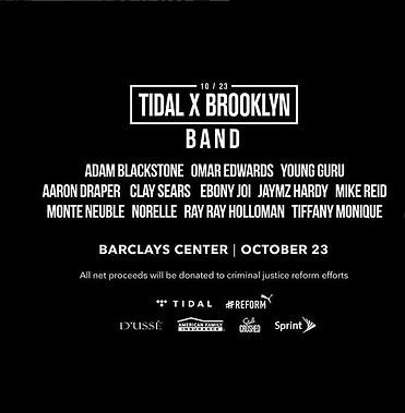 Tidal X Brooklyn