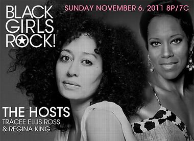 Black Girls Rock 2011
