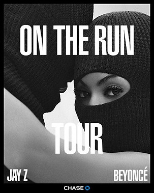 On the Run Tour - Beyonce & Jay-Z
