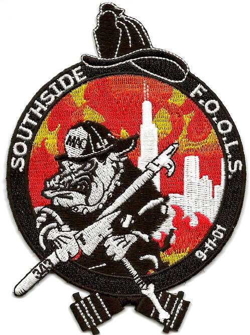 SouthSide F.O.O.L.S. Patch