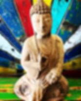 Handcarved Buddha