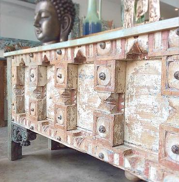 Indian sideboard