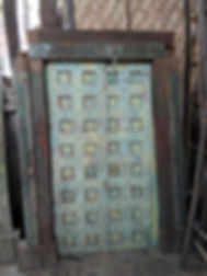 Antique Rajasthan door withframe