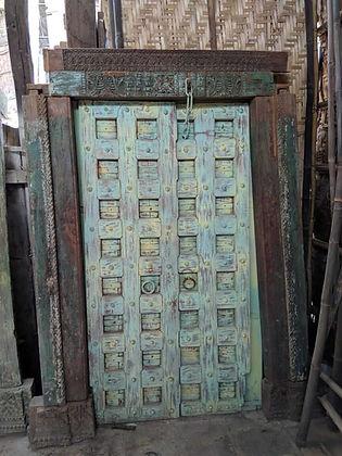 Antique Rajasthan door withframe
