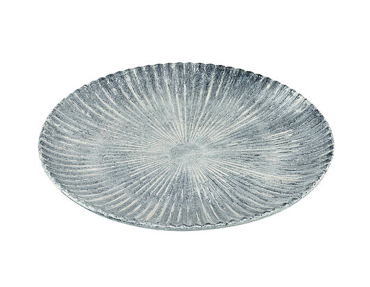 Platter fossilized