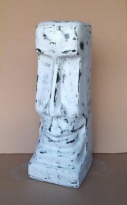 Terracotta Easter Island Head