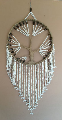 Tree Of Life Hanging Shells