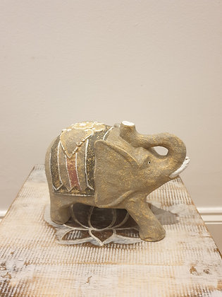 Painted Elephant Small