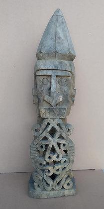 Sumba Wooden Tribal Statue
