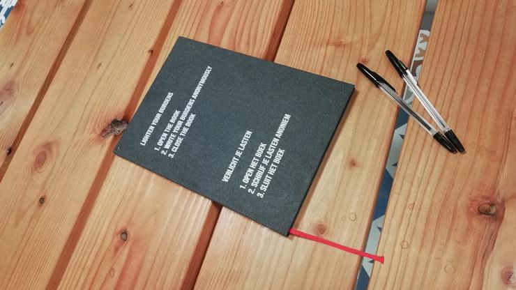 Burden book