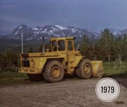 1979 Børstadbotn, Hanomag
