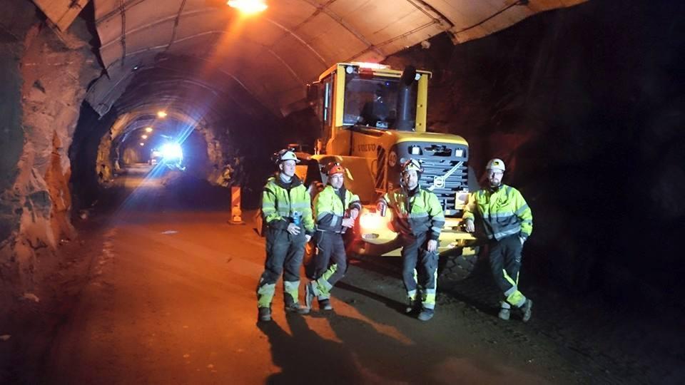 Bjørgatunnelen