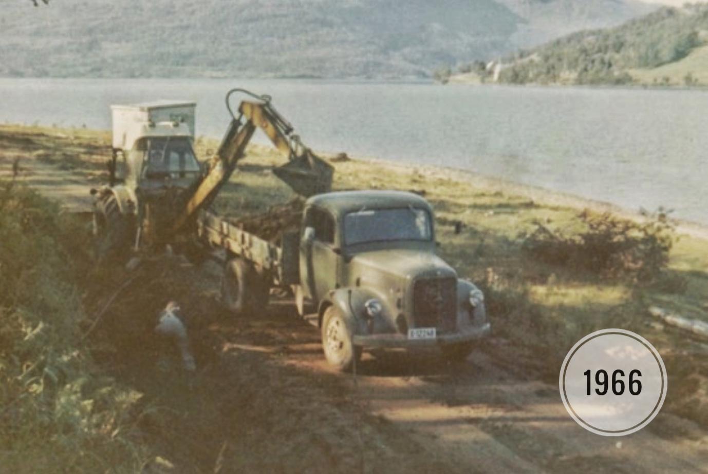 1966 Skøvatnet