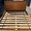 Thumbnail: WAVE solid rimu king fix slat bed!