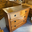 Thumbnail: Woodpecker solid recycled rimu 3 drawer lowboy!