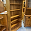 Thumbnail: Solid rimu oil and wax bookcase!