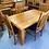Thumbnail: Solid rimu 5pcs dining suite!