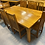 Thumbnail: Woodpecker solid recycled rimu 7pcs dining suite!