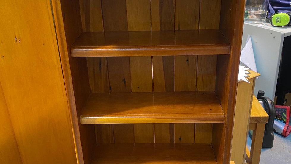 Beautiful solid rimu small display shelf!