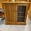 Thumbnail: Solid rimu wine rack cabinet!