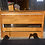 Thumbnail: Solid pine queen headboard by royal furniture!