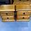 Thumbnail: Horizon solid rimu 2 drawer bedsides!