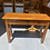 Thumbnail: Woodpecker solid recycled rimu hall table!