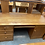 Thumbnail: Town and Country large Solid Rimu desk