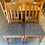 Thumbnail: Woodpecker solid rimu chairs!
