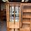 Thumbnail: Danske mobler solid rimu corner display cabinet!
