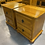 Thumbnail: Northwood solid rimu 2 drawer bedsides!