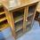 Thumbnail: Solid rimu display cabinet
